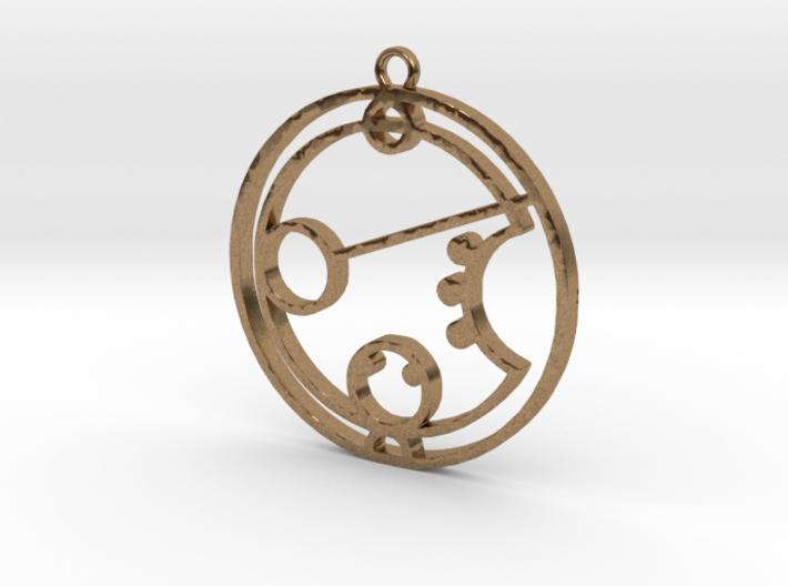 Karen - Necklace 3d printed