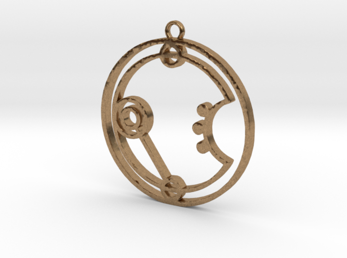 Irene - Necklace 3d printed