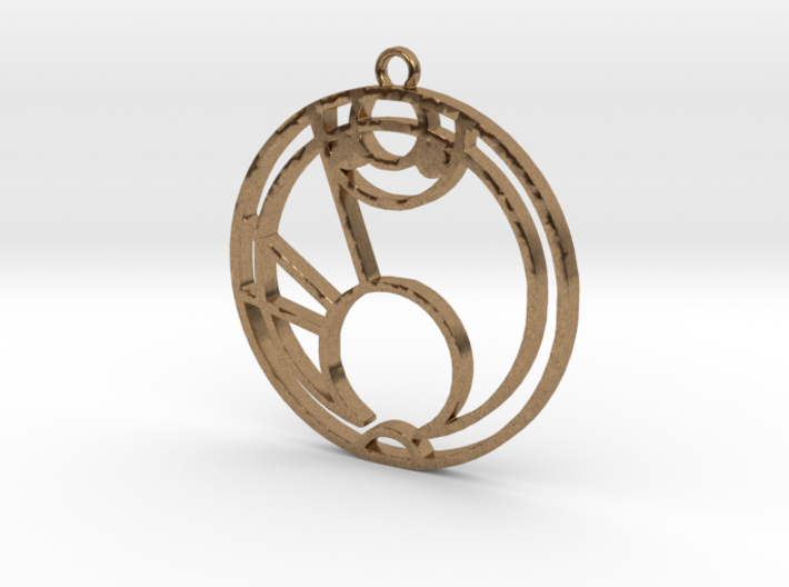 Faye - Necklace 3d printed