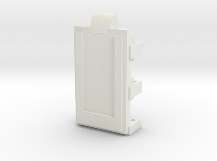 DNA40 Cradle v2 – WIDE display edition 3d printed