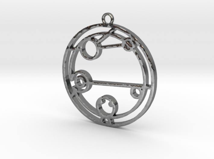 Caoimhe - Necklace 3d printed
