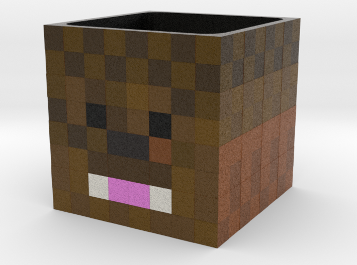 JeromeASF Coffee Cup - Minecraft 3d printed