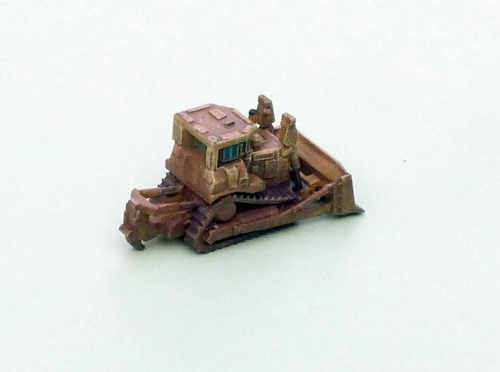 Armored Dozer Doobi 1/285 6mm 3d printed Add a caption...