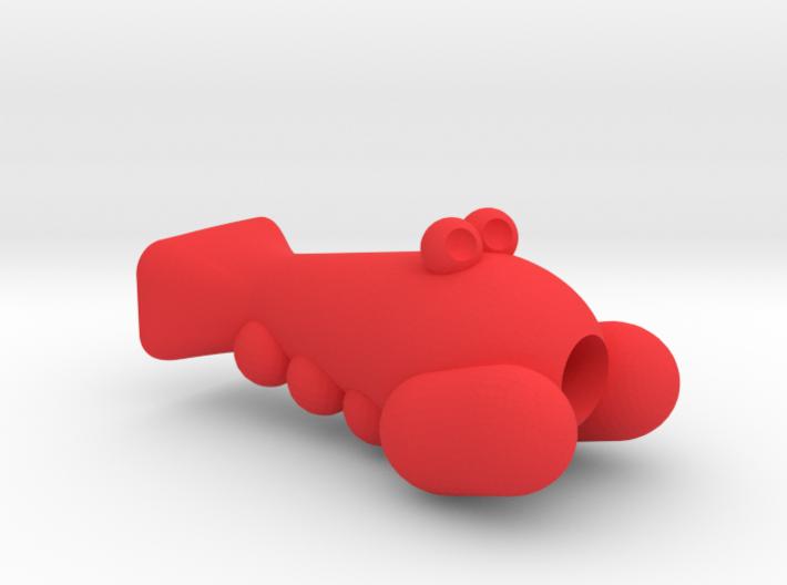 Shrimpy 3d printed