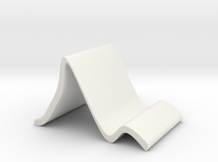 Tabletop Stand for Smart Phone or Tablet 3d printed