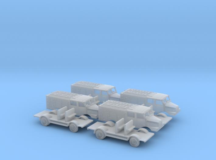 IFA S4000 TLF 16 4 X BS Komplett 160 3d printed