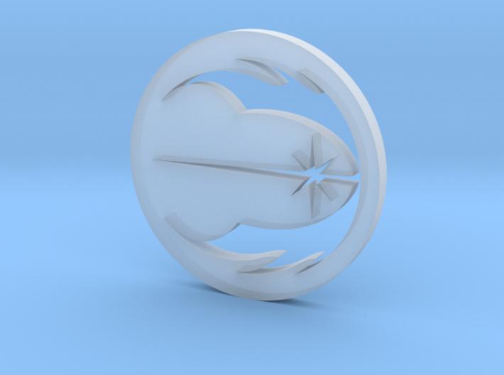 Jedi Symbol 3d printed