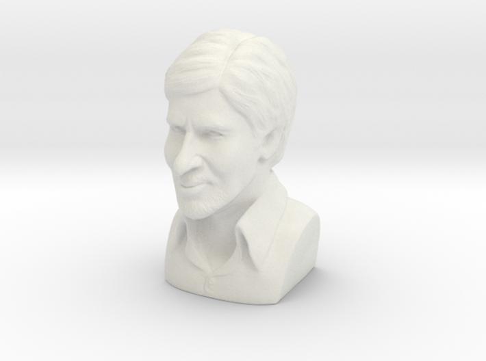 Amitabh Bachchan - Nano 3d printed