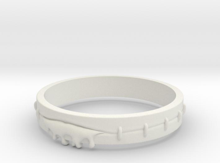 Bleeding Ring 3d printed