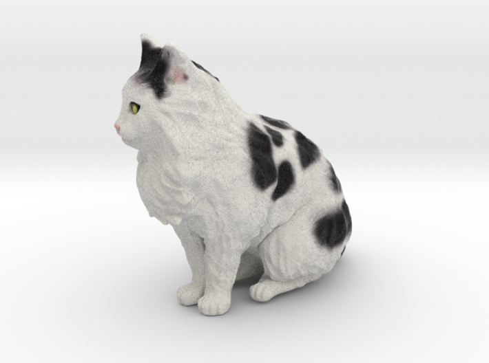 Custom Cat Figurine - Earl 3d printed