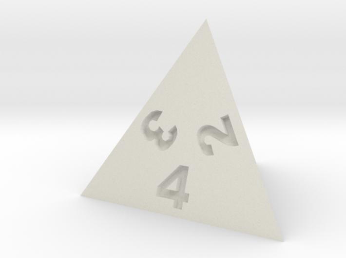 D4 3d printed