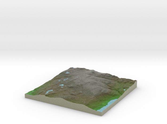 Terrafab generated model Sun Dec 14 2014 14:30:05 3d printed