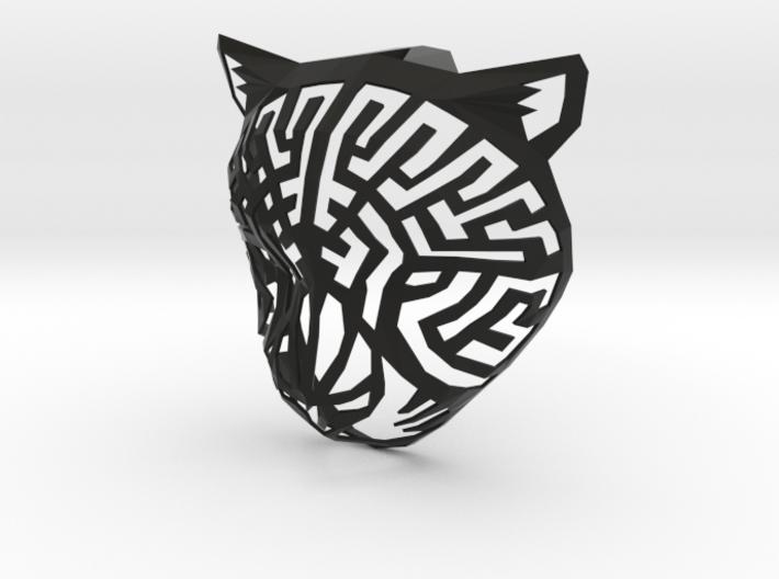 Cheetah Head (M) Faux Taxidermy 3d printed