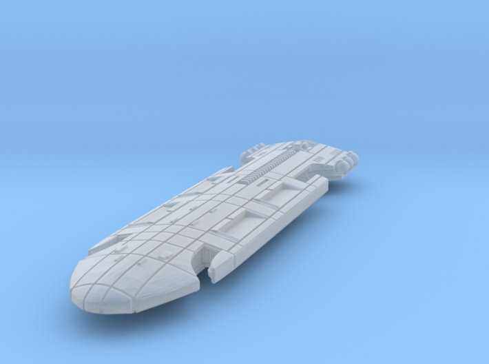 Rigellian (RPST) Tambacounda Refit Carrier 3d printed