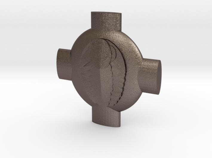 Heterodyne Pin 3d printed
