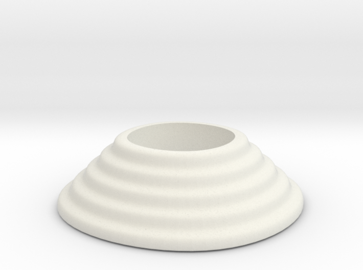 Waterfall tealight 2 3d printed
