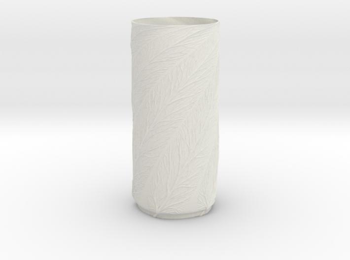 Leaves lamp 3d printed