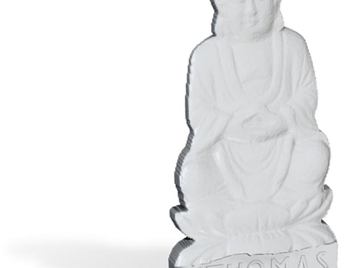 ZWOOKY Style 33 Sample - Buddha 3d printed