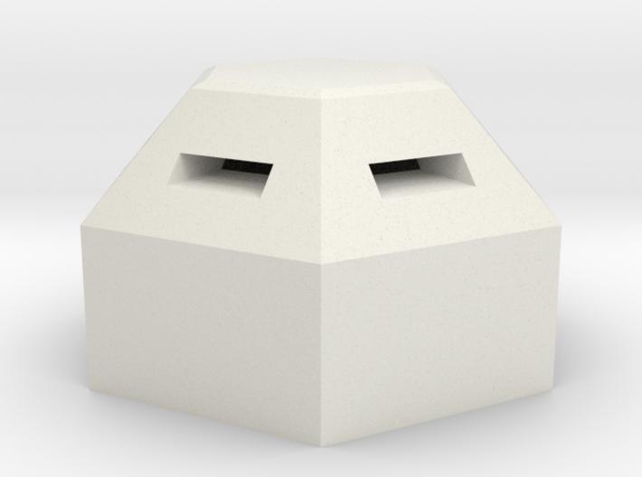 MG pillbox 6 3d printed