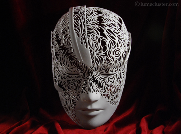 Dreamer Mask: Convergence (WEARABLE) 3d printed