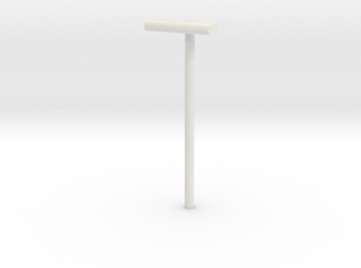 1/160 - DSB Stations lampe (VIA) 3d printed