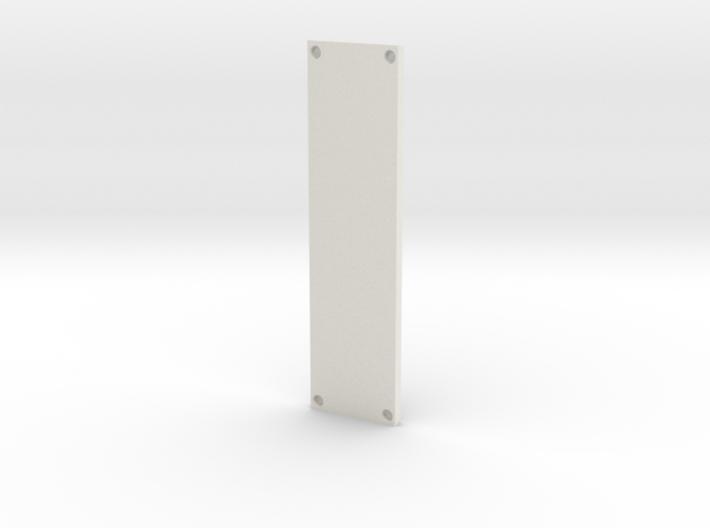 R-DZNA40 Door 3d printed