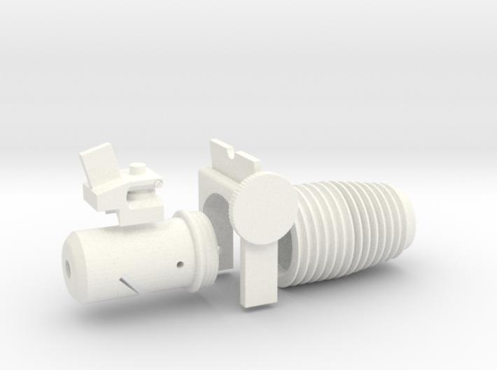 Leia DDC Blaster Kit 3d printed