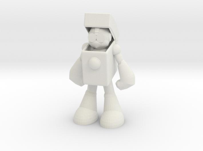 HeatMan 3d printed