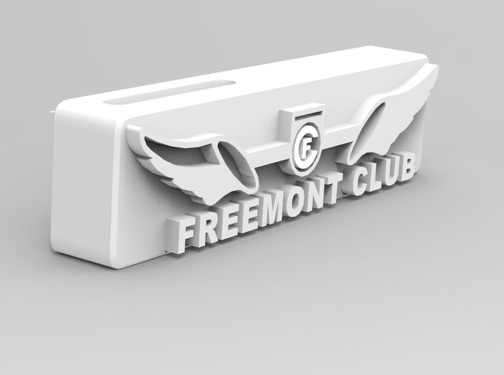 Freemont Fiat 3d printed Add a caption...