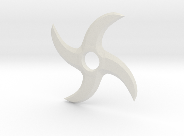 Rolling Star 3d printed