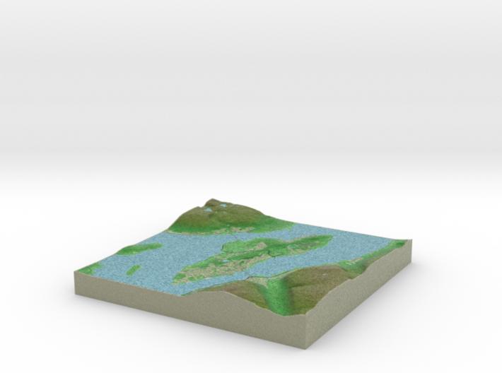 Terrafab generated model Fri Dec 19 2014 22:49:01 3d printed