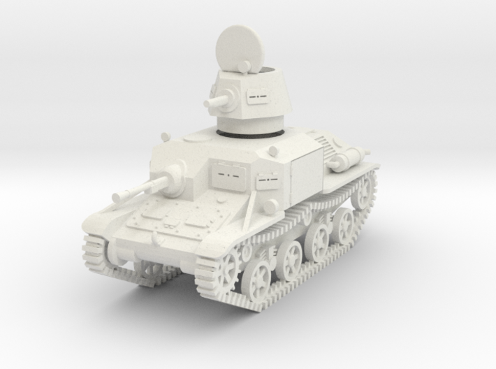 PV55B Type 92 (Open Hatch) (28mm) 3d printed
