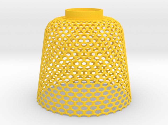 Lampshade beehive 3d printed