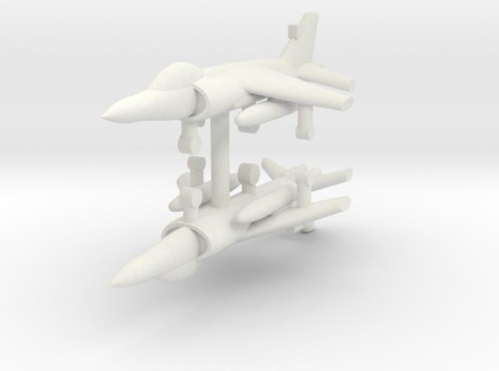 1/285 FA.2 Sea Harrier (x2) 3d printed