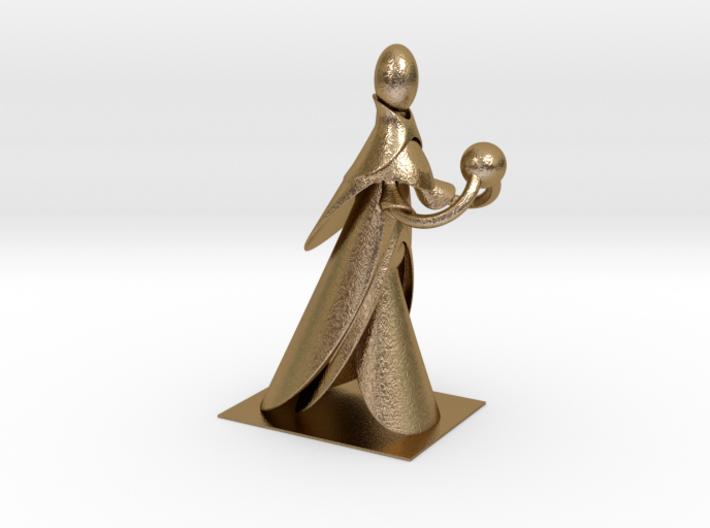 GroBoto Boolean Figure 3d printed