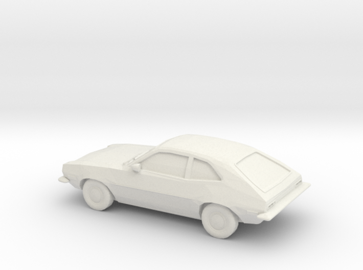 11/87 1972 Ford Pinto 3d printed