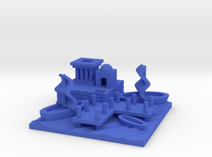 Port 3d printed
