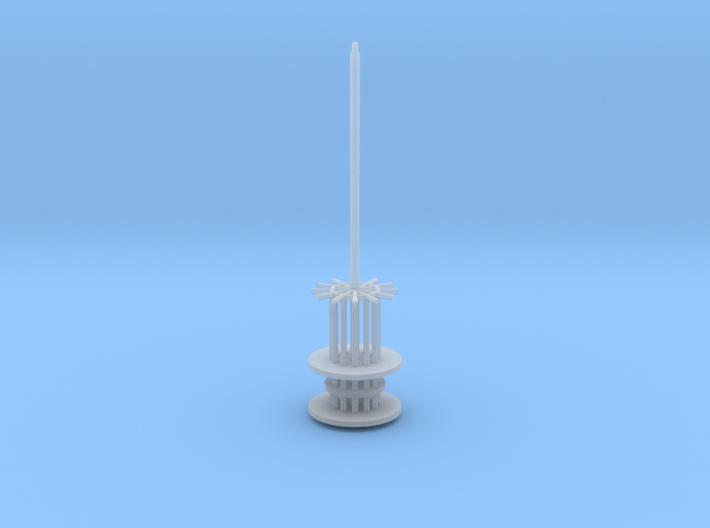 1.192 Pal Antennae 2 V0.1 (repaired) 3d printed