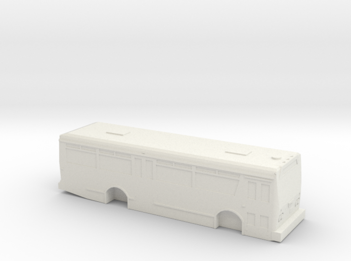 HO scale TMC citycruiser T-30 (Orion I) solid 3d printed