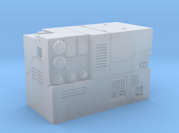 1:87 Stromerzeuger 13kVA Eisemann / GEKO 3d printed