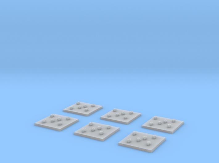Kadesh Swarmers (6) 3d printed