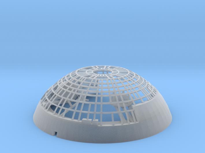 Bridge Interior 2 Test (repaired) 3d printed