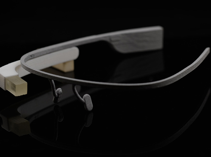 Google Glass Replica Fake MK3 - LIMITED EDITION - 3d printed GOOGLE GLASS REPLICA PREMIUM VERSION