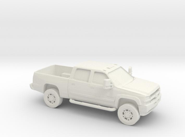 1/87 2006 Chevy Silverado 3d printed