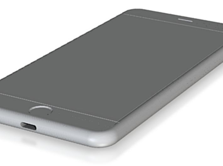 iPhone 6 Plus mockup 3d printed