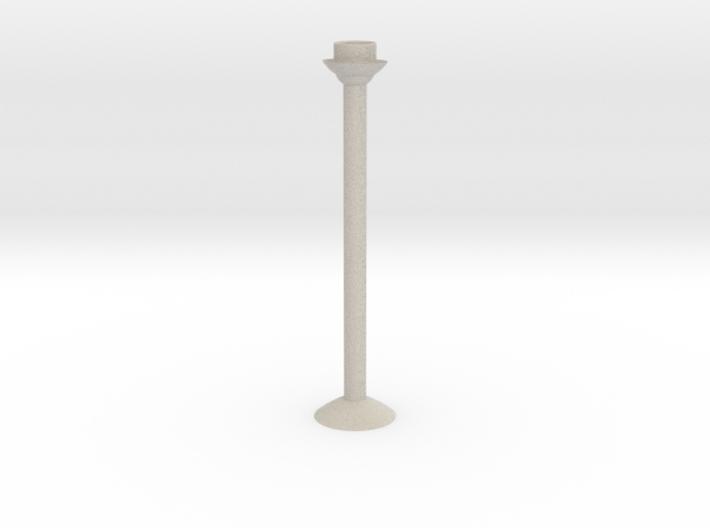 Candlestick H15cm/Kandelaar H15cm 3d printed