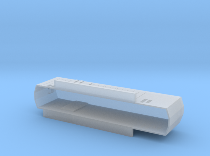 Shell for NS 2120 RP20BD 3d printed