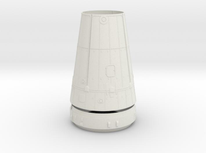 Apollo SLA/IU 1:48 for Tim 3d printed