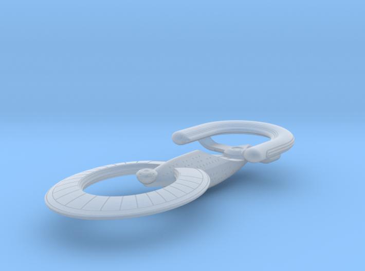 Ringship Cruiser 3d printed