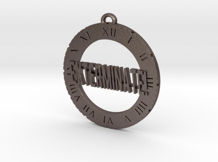 EXTERMINATE! - Pendant 3d printed